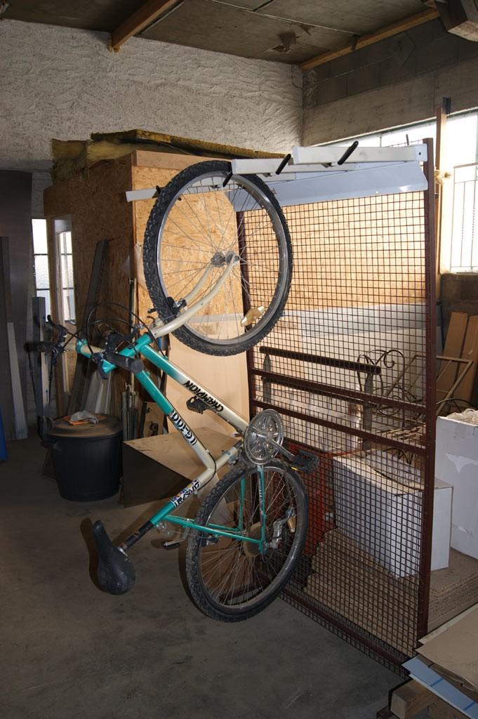 support velo garage plafond 28 images support mural 5. Black Bedroom Furniture Sets. Home Design Ideas