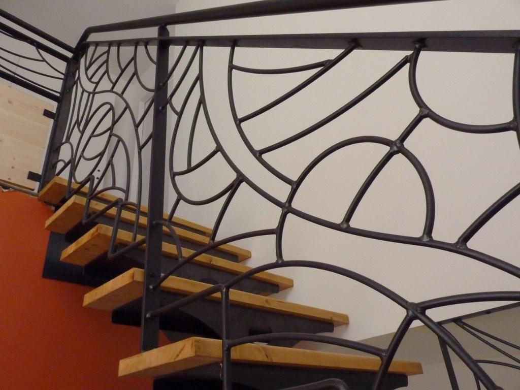 detail garde corps escalier jpg. Black Bedroom Furniture Sets. Home Design Ideas